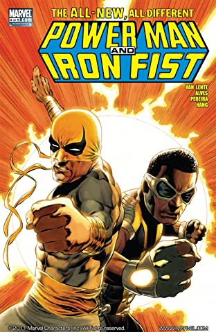 Power Man and Iron Fist (2010-2011) #4 (of 5)
