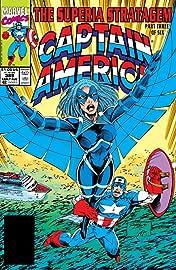 Captain America (1968-1996) #389