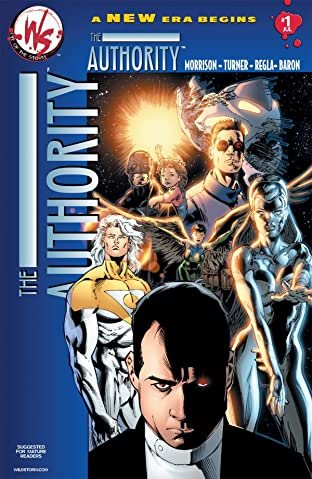 The Authority Vol. 2 #1