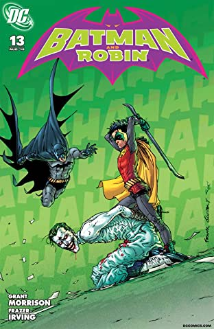 Batman and Robin (2009-2011) No.13