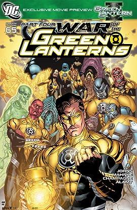 Green Lantern (2005-2011) No.65