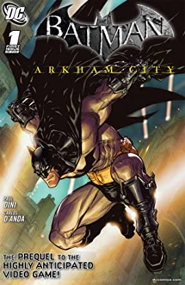 Batman: Arkham City #1 (of 5)