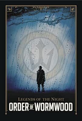 Legends of the Night Vol. 4: Order of Wormwood