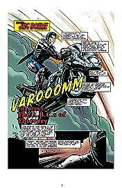 THE NANOC.A.M.P. (Cosmic Adventure of Maximum Potential) #1