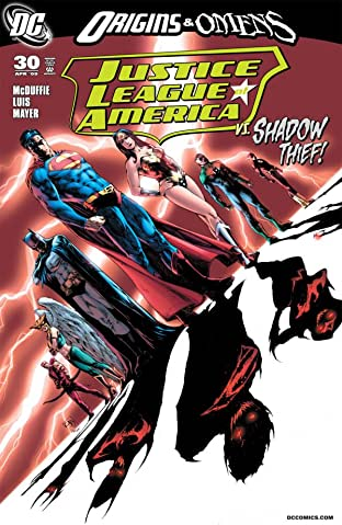 Justice League of America (2006-2011) #30