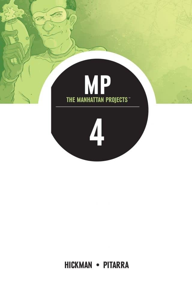 The Manhattan Projects Vol. 4