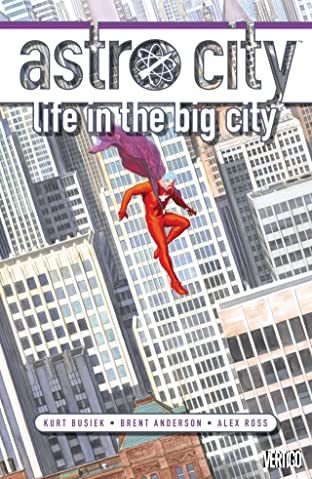 Astro City (1995-1996) Tome 1: Life in the Big City: New Edition