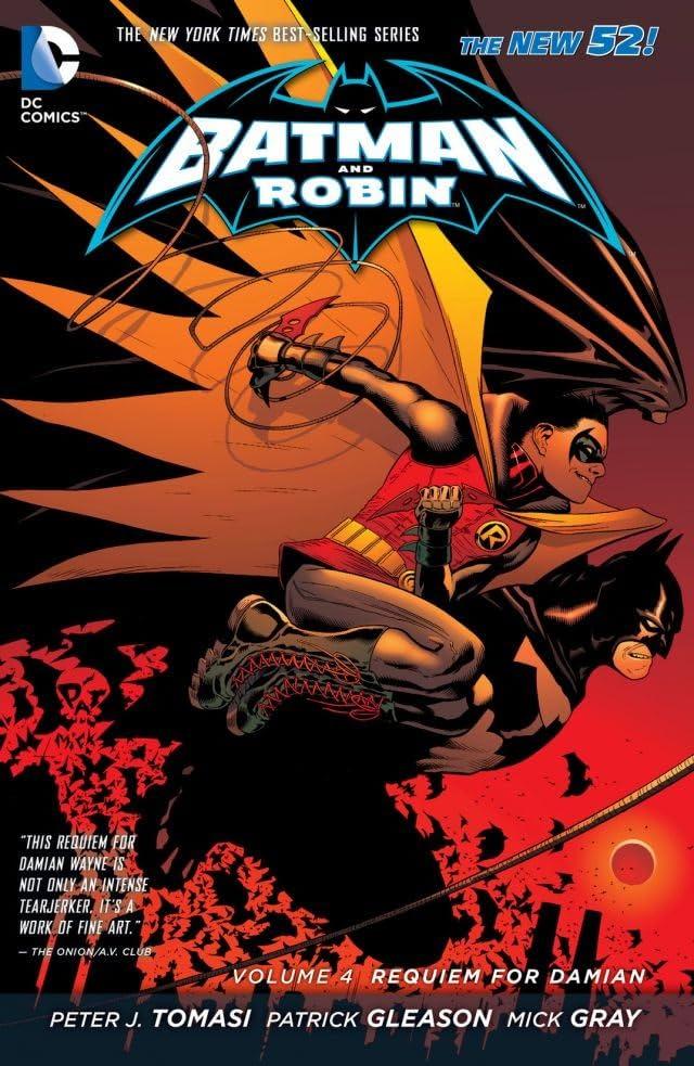 Batman and Robin (2011-2015) Vol. 4: Requiem For Damian