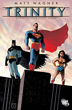 Batman/Superman/Wonder Woman - Trinity
