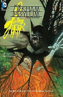 Batman- Arkham Asylum: Living Hell (Deluxe Edition)