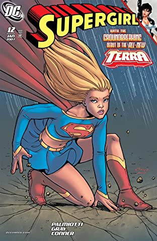 Supergirl (2005-2011) No.12