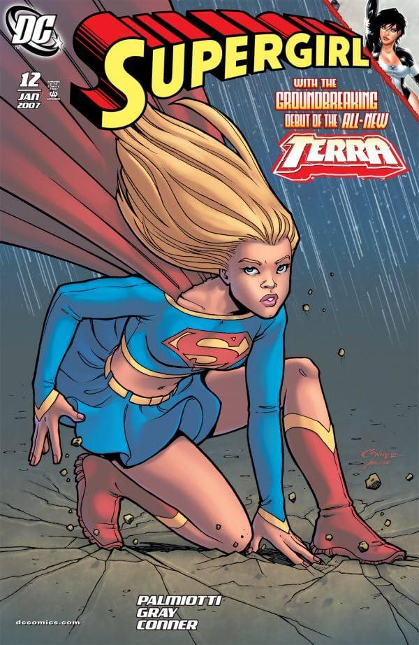 Supergirl (2005-2011) #12