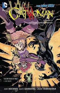 Catwoman (2011-2016) Vol. 4: Gotham Underground