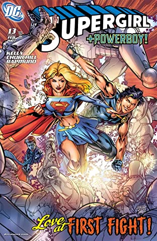 Supergirl (2005-2011) No.13