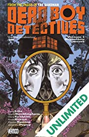 The Dead Boy Detectives (2013-2014) Vol. 1: Schoolboy Terrors