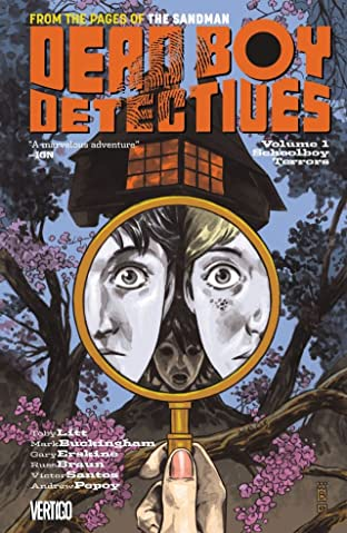 The Dead Boy Detectives (2013-2014) Tome 1: Schoolboy Terrors