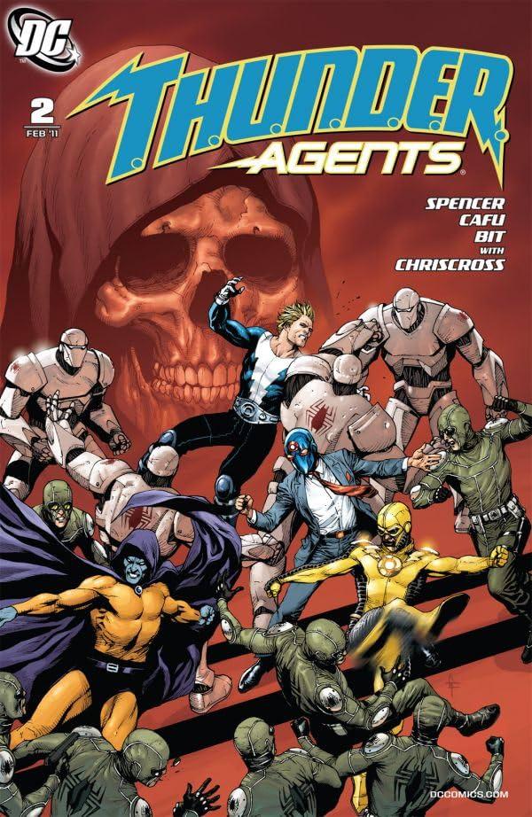THUNDER Agents #2