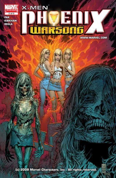 X-Men: Phoenix Warsong #2 (of 5)