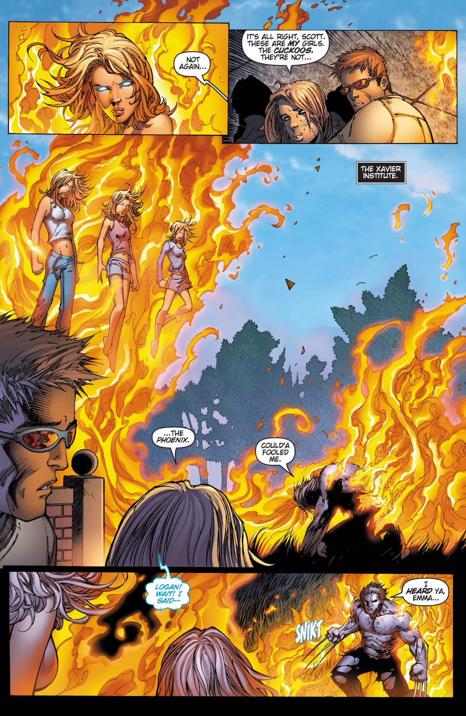 X-Men: Phoenix Warsong #2 (of 5)