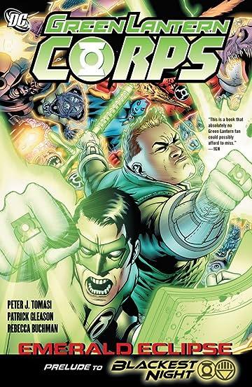 Green Lantern Corps (2006-2011): Emerald Eclipse