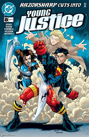 Young Justice (1998-2003) #8