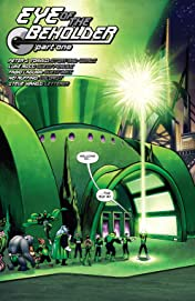 Green Lantern Corps (2006-2011): Sins of the Star Sapphire