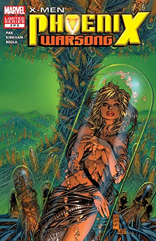 X-Men: Phoenix Warsong #3 (of 5)