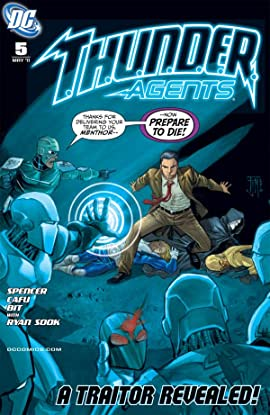 THUNDER Agents #5