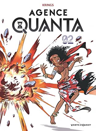 Agence Quanta Vol. 2: Krakatoa !