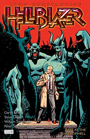 John Constantine, Hellblazer Tome 8: Rake at the Gates of Hell