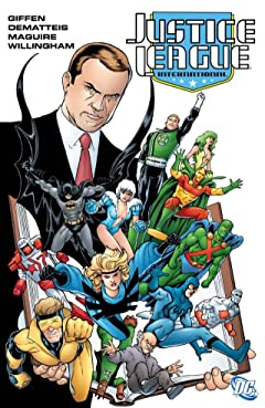 Justice League International Vol. 2