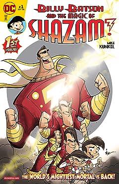 Billy Batson and the Magic of Shazam! #1