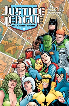 Justice League International Vol. 3
