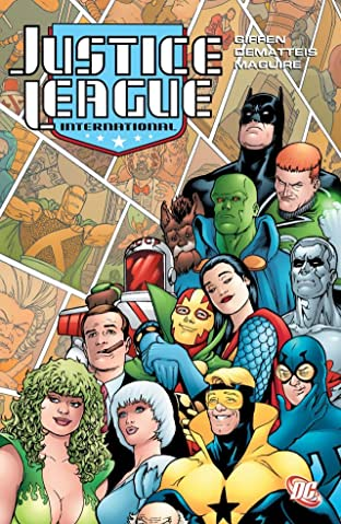 Justice League International Tome 3
