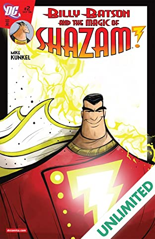 Billy Batson and the Magic of Shazam! #2
