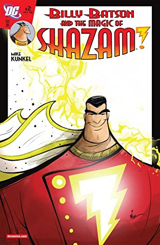 Billy Batson and the Magic of Shazam! No.2