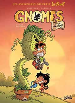 Gnomes de Troy Tome 4: Trop meugnon