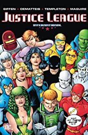 Justice League International Vol. 4
