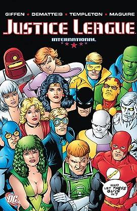 Justice League International Vol. 4