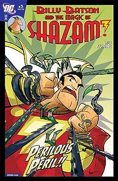 Billy Batson and the Magic of Shazam! #3