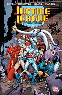 Justice League International Tome 5