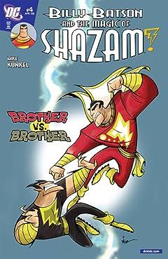 Billy Batson and the Magic of Shazam! #4