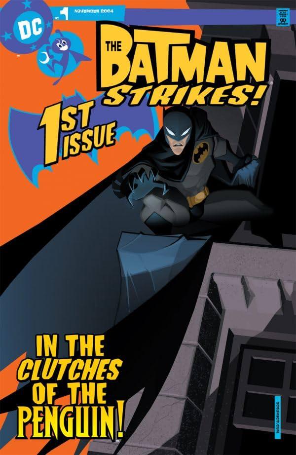 The Batman Strikes! #1