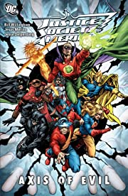 Justice Society of America (2007-2011): Axis of Evil