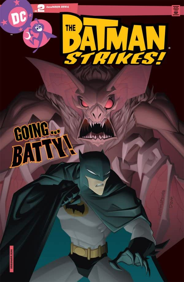 The Batman Strikes! #2