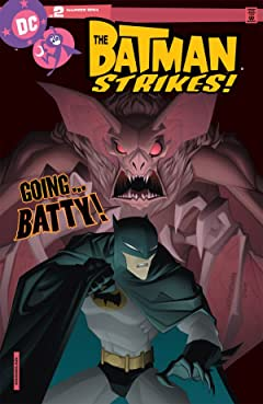 The Batman Strikes! No.2
