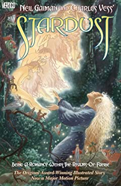 Neil Gaiman And Charles Vess' Stardust