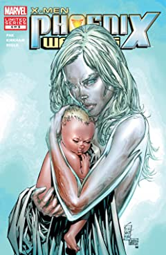 X-Men: Phoenix Warsong #4 (of 5)