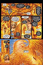 X-Men: Phoenix Warsong #4 (of 5)