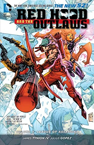 Red Hood and the Outlaws (2011-2015) Tome 4: League of Assassins
